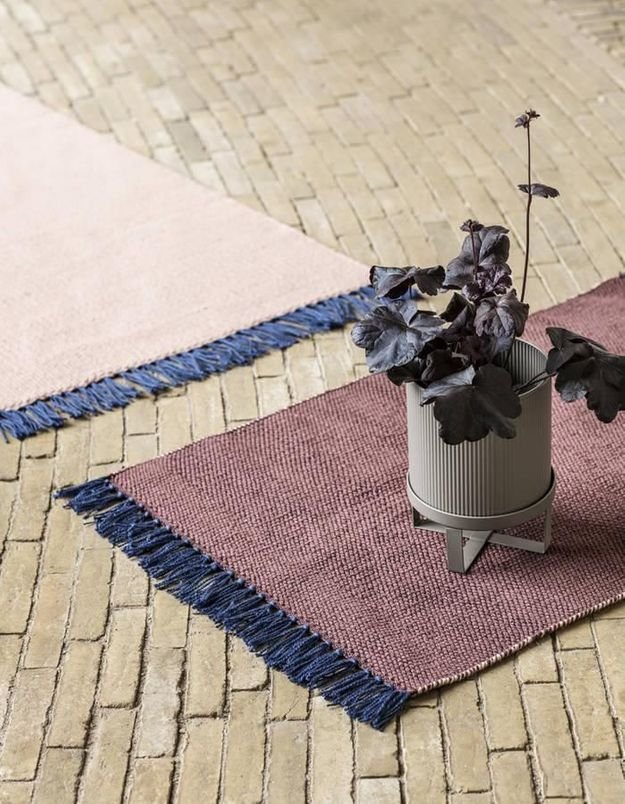Un tapis outdoor Ferm Living