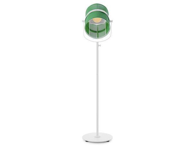 Un lampadaire pop pour éclairer ma terrasse