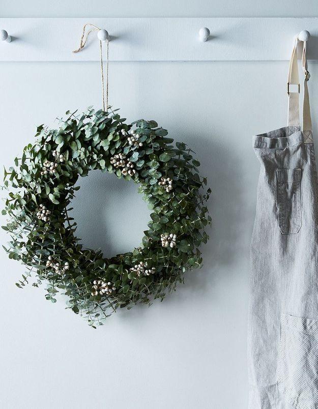De l'eucalyptus séché version grosse couronne
