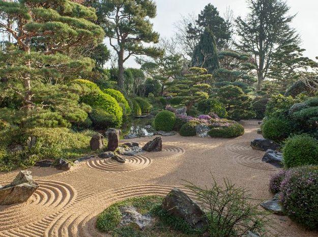 Jardin de méditation