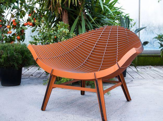 L'inspiration du jour : le fauteuil Ibride