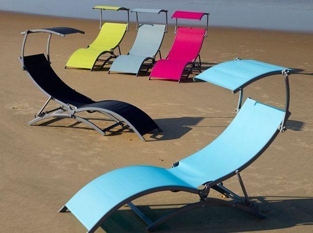 Les meubles de jardin prennent de la couleur !