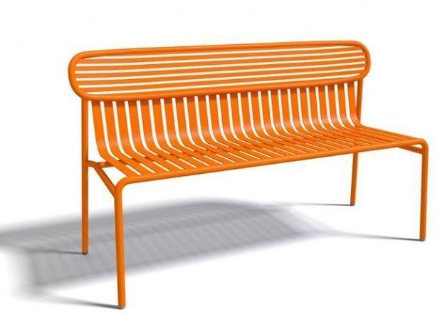 Banc design orange