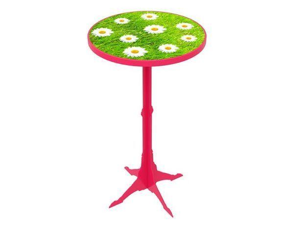 Table jardin retro marilene