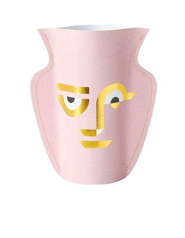 Mini vase en papier Octaevo