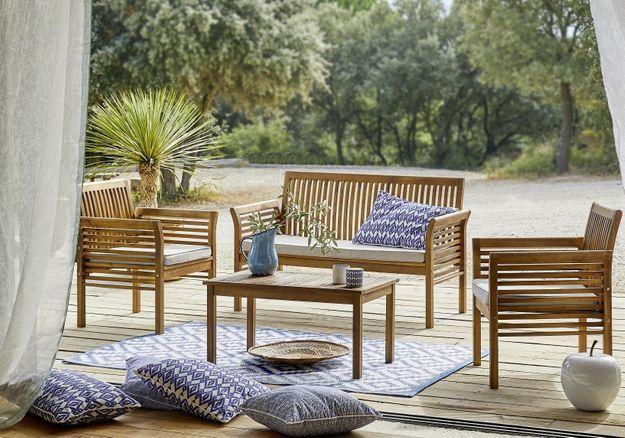 salon de jardin design notre s lection canon pour tous. Black Bedroom Furniture Sets. Home Design Ideas