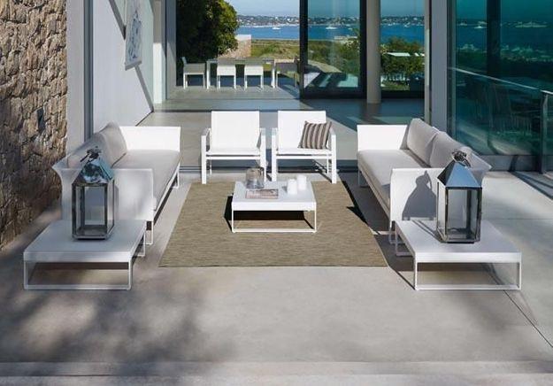 Un salon de jardin design Sifas