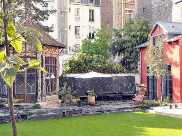 Jardin de Ville Paris