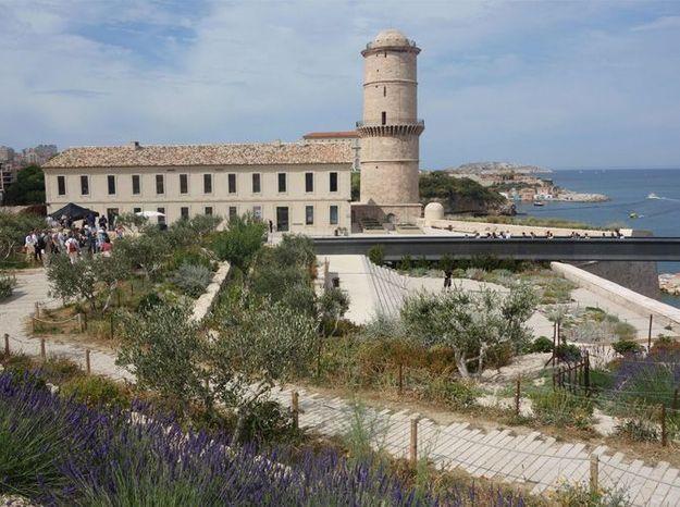 Fort St Jean Marseille