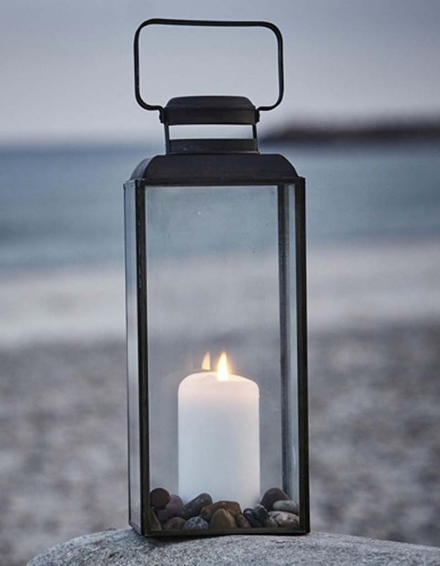 Une lampe de jardin House Doctor