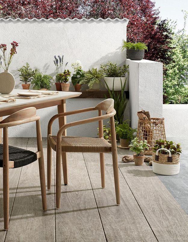 Chaise de jardin Kavehome.com