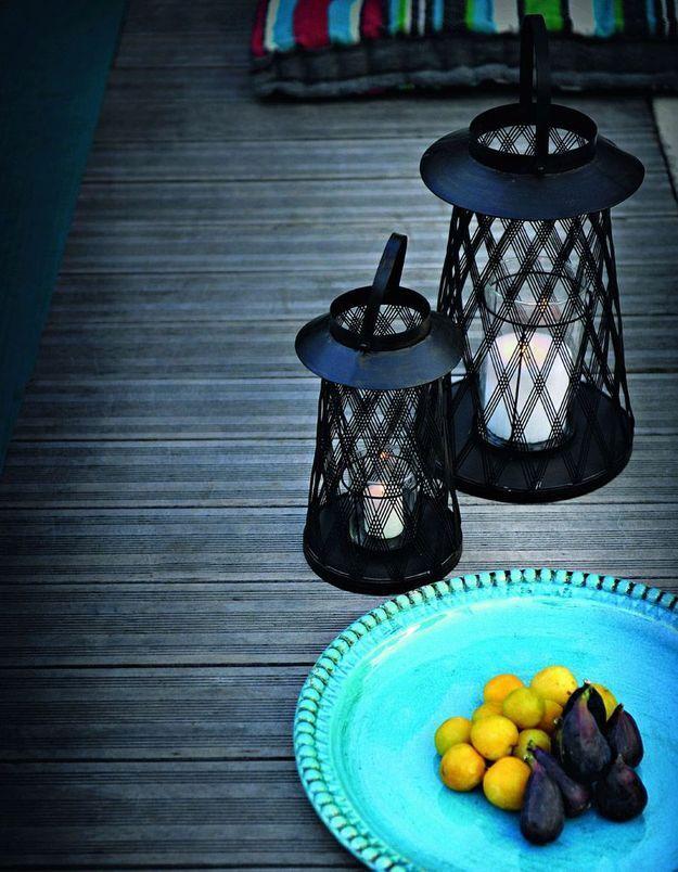 Lanterne Carla Sia