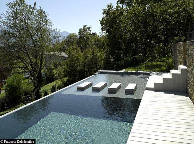 Une piscine pour tous les styles