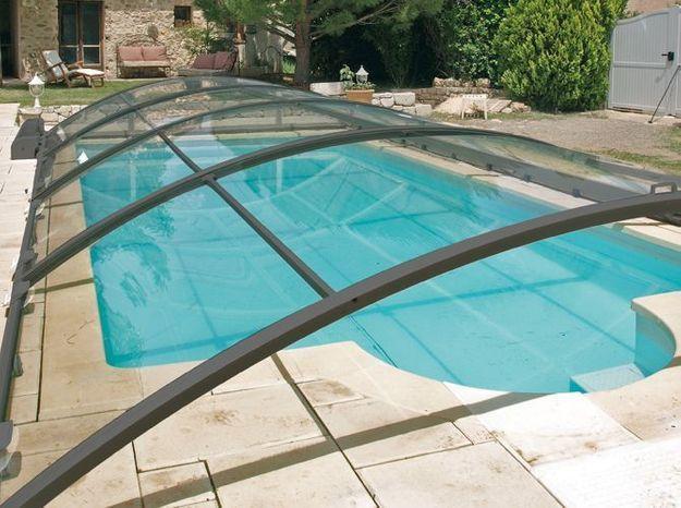 Zoom sur les différents abris de piscine