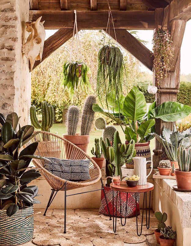 Créez une ambiance hacienda
