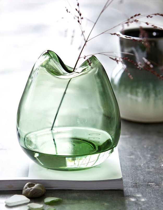 Vase comme modelé
