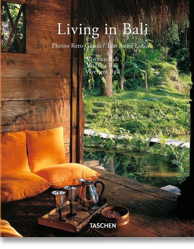 « Living in Bali » de Reto Guntli et Anita Lococo (Taschen)