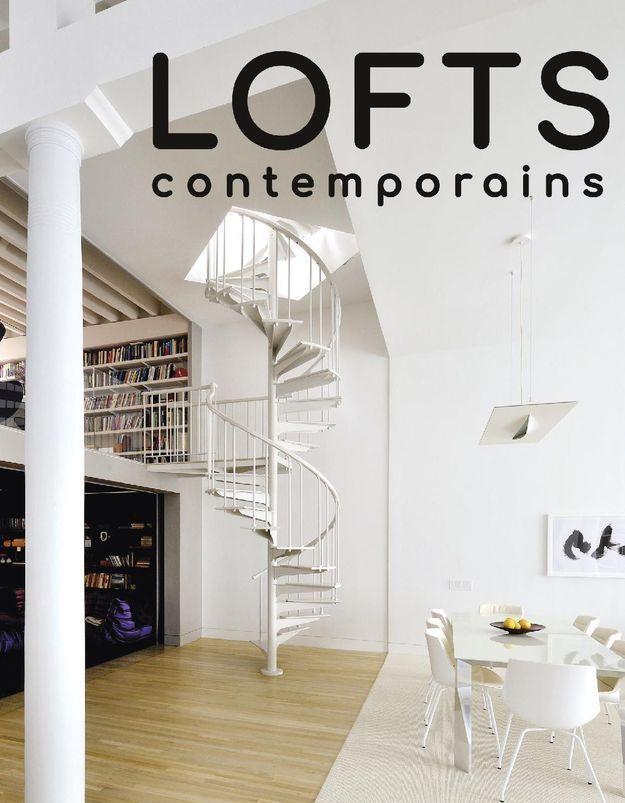 « Lofts contemporains » d'un collectif d'auteur (Editions Place des Victoires)