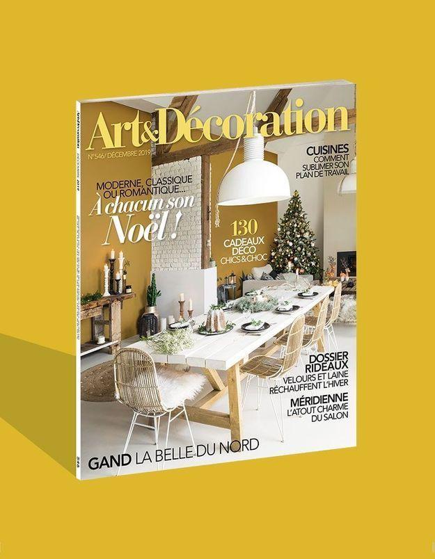 Art & Décoration en kiosque : Vive l'esprit de Noël !