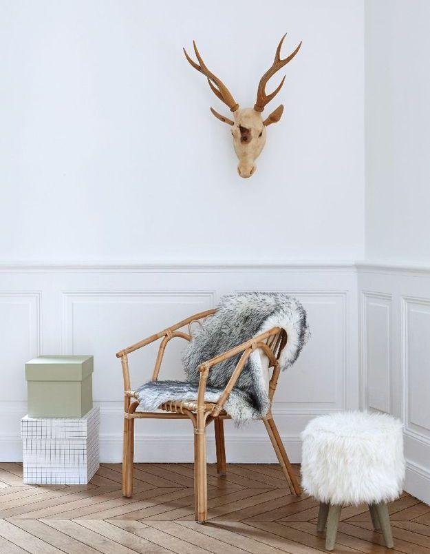 Un fauteuil cosy pour la Fête des Mères