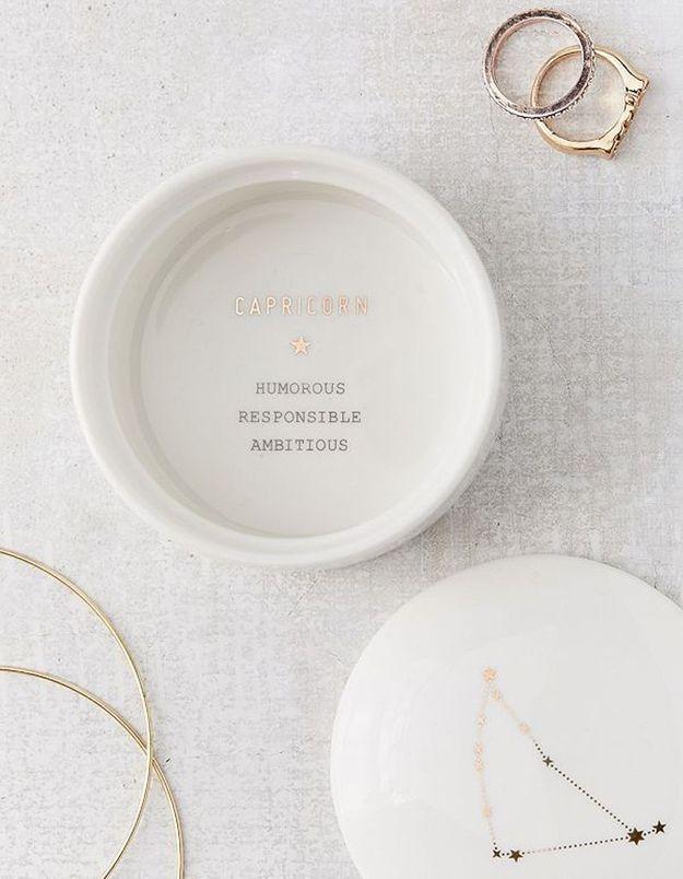 Boîte à bijoux personnalisée Urban Outfitters