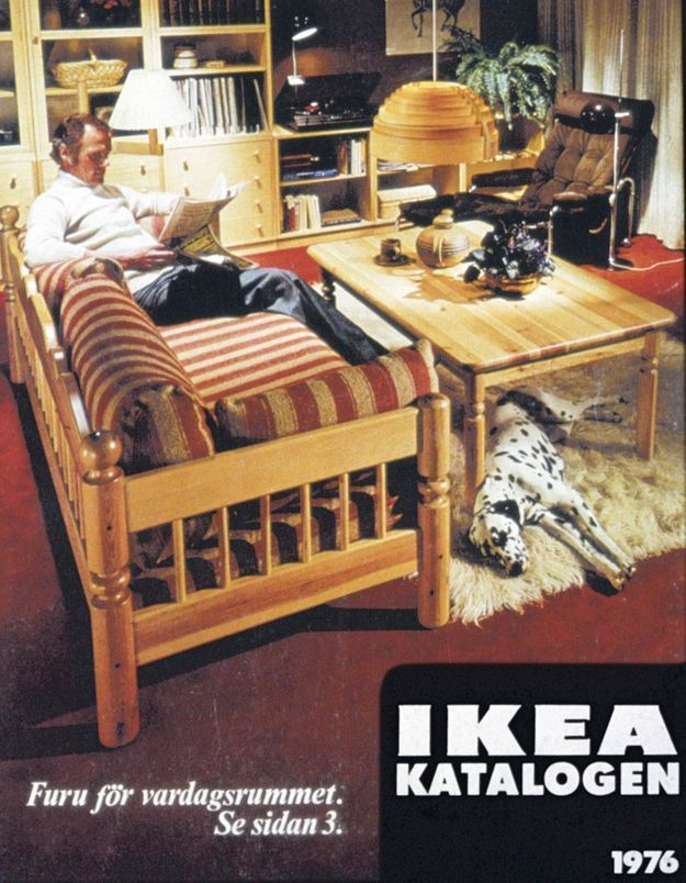 Catalogue IKEA 1976
