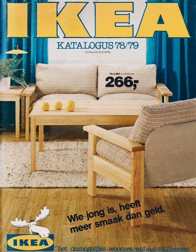 Catalogue IKEA 1978 1979