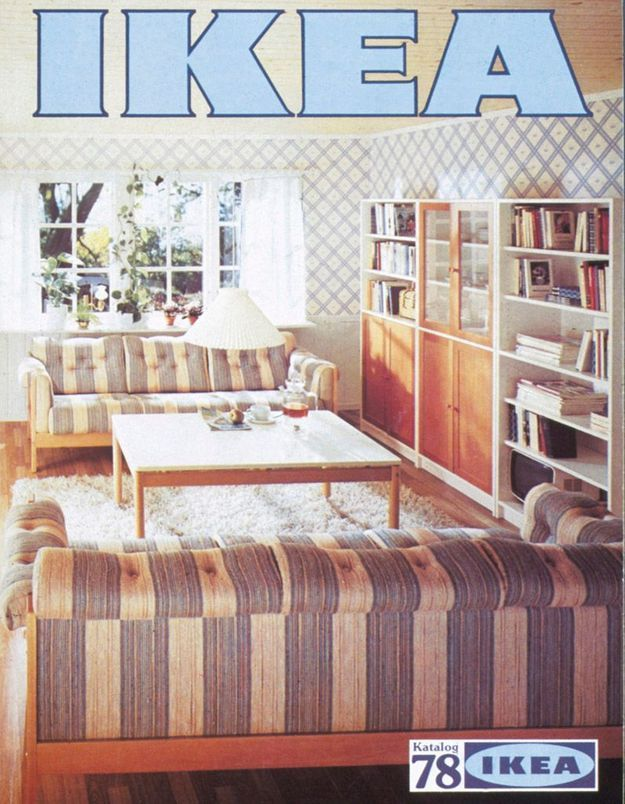 Catalogue IKEA 1978