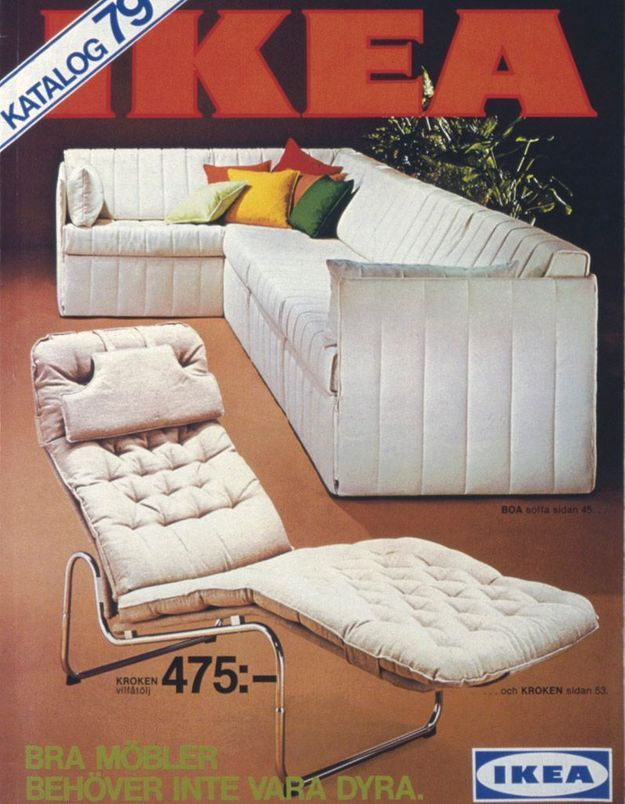 Catalogue IKEA 1979