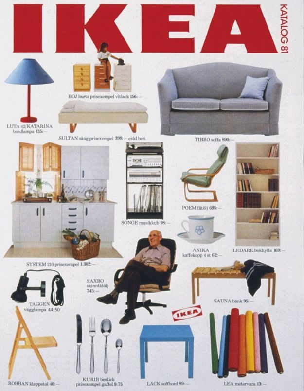 Catalogue IKEA 1981
