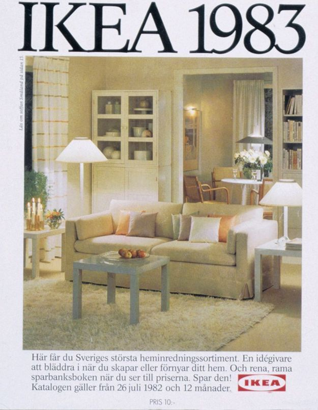Catalogue IKEA 1983