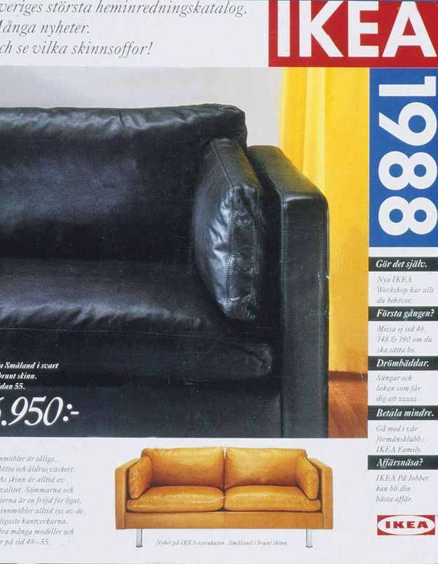 Catalogue IKEA 1988