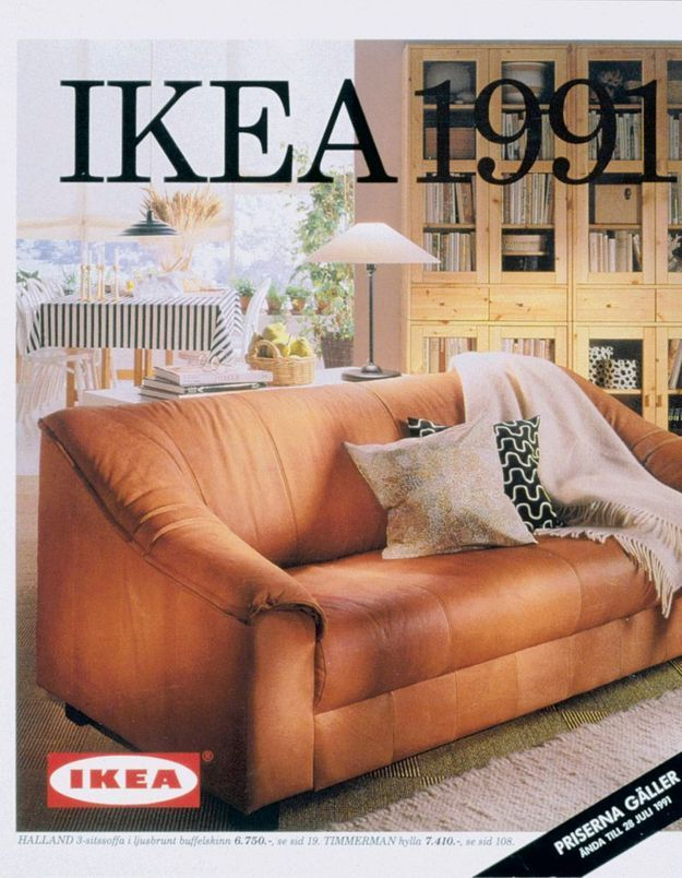 Catalogue IKEA 1991