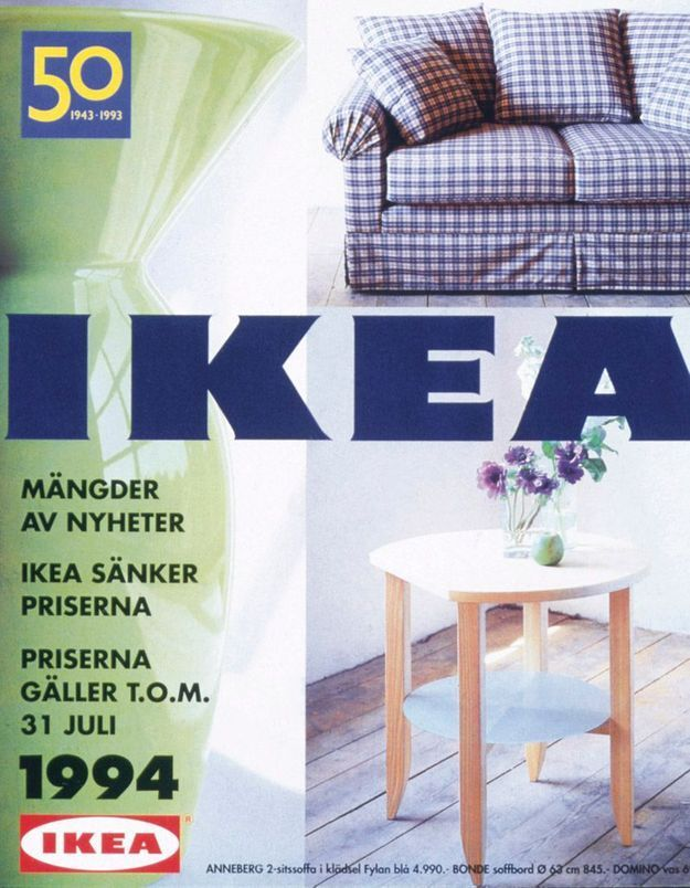 Catalogue IKEA 1994