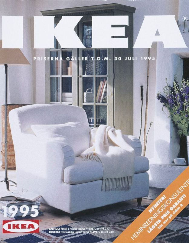 Catalogue IKEA 1995