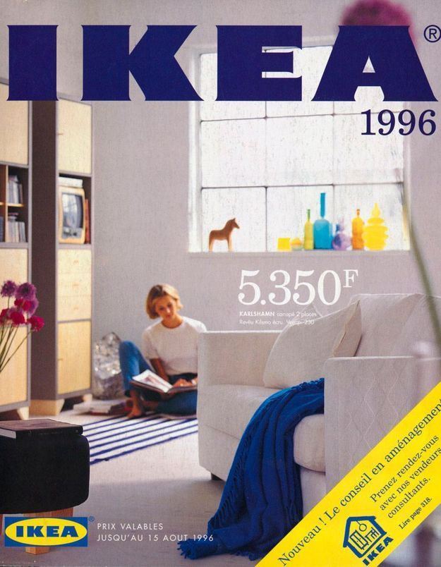 Catalogue IKEA 1996