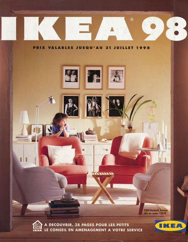 Catalogue IKEA 1998 2