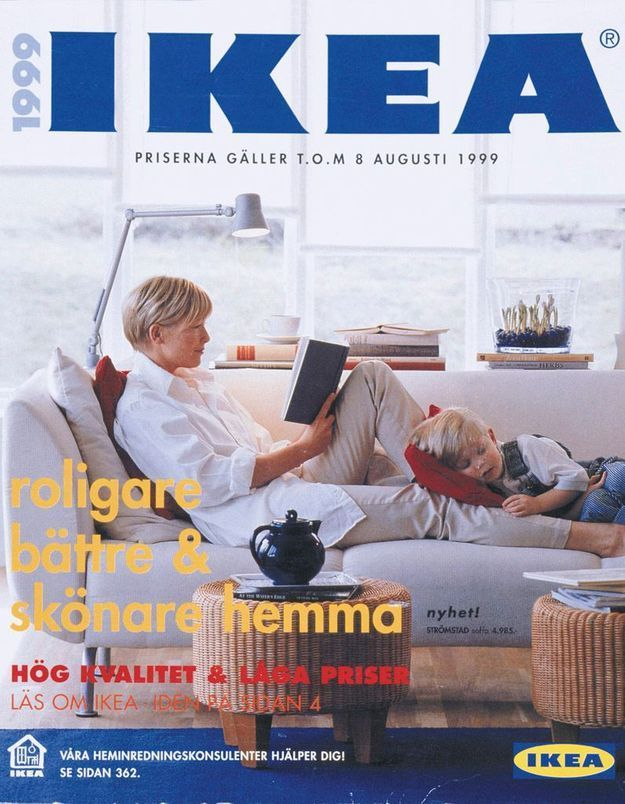Catalogue IKEA 1999