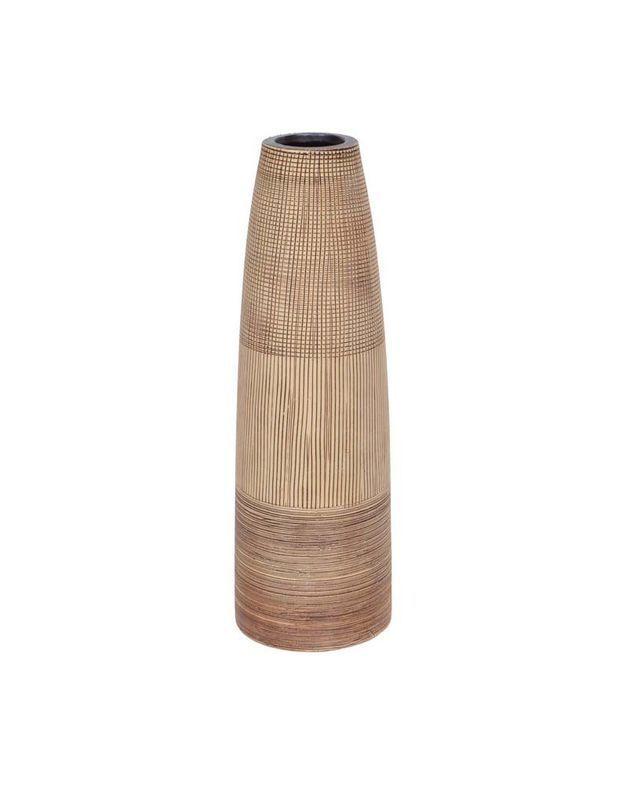 Vase effet bois Fly
