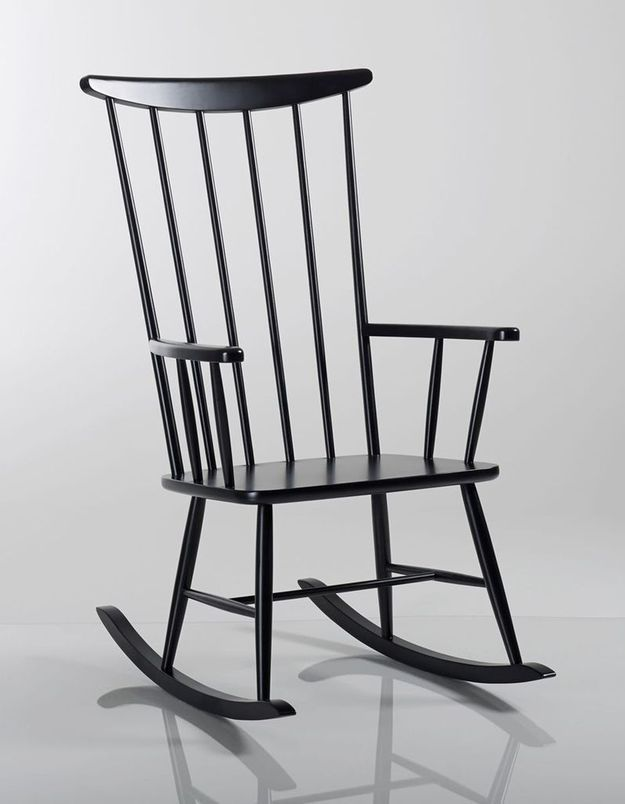 Roching-chair scandinave