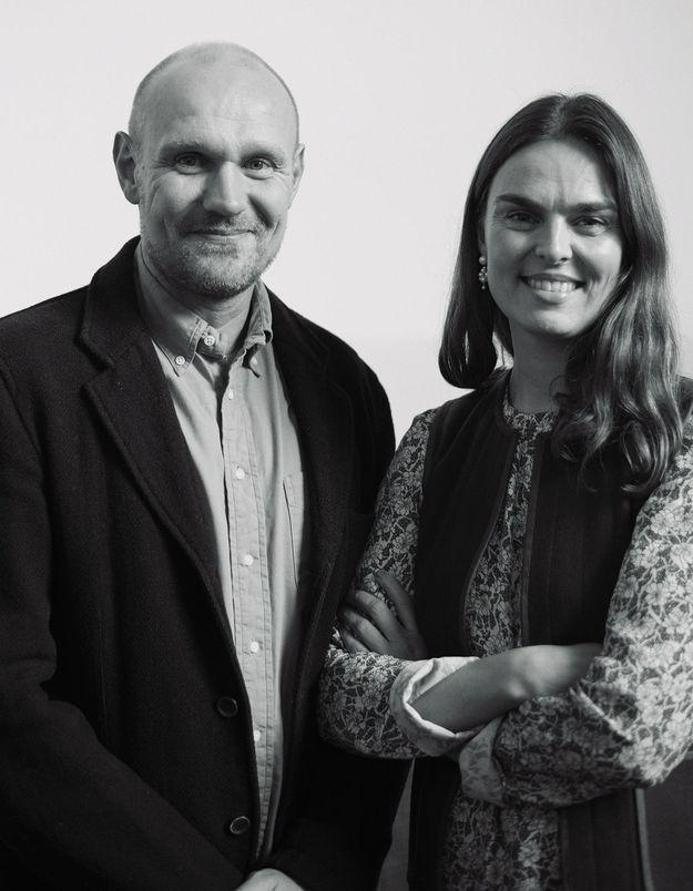 Rolf et Mette Hay, fondateurs de la marque