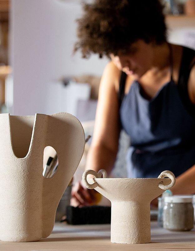#ELLEDécoCrush : les créations poétiques  de Anne Agbadou-Masson pour Dior Maison