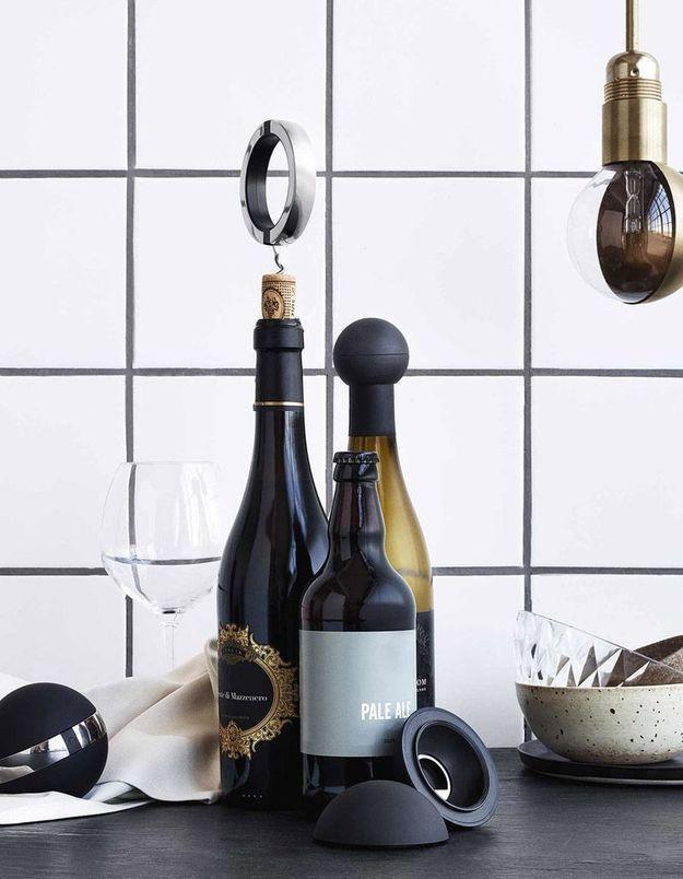 Accessoire à vin multifonctions Rosendahl