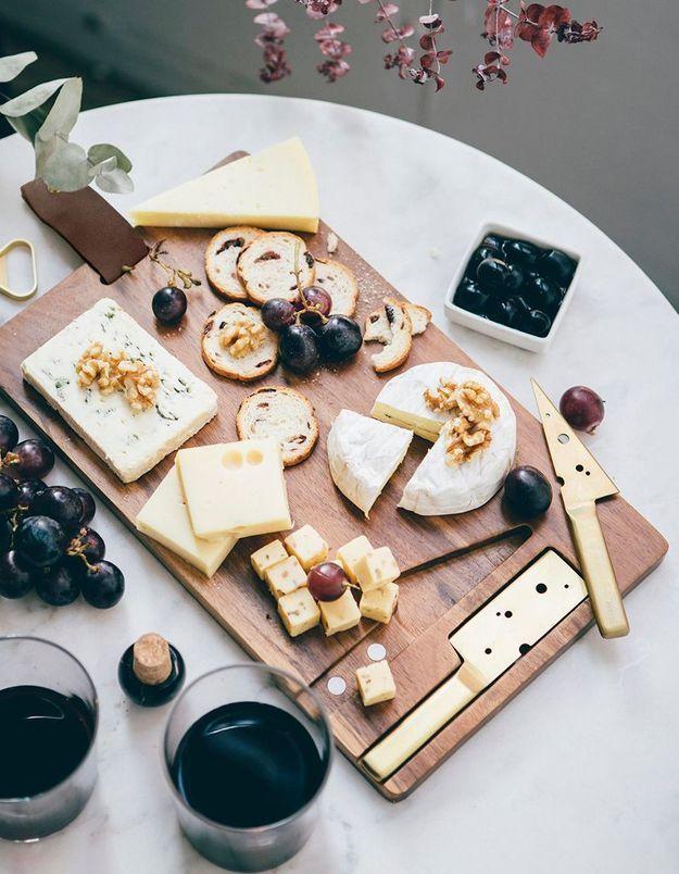 Planche à fromages DOIY