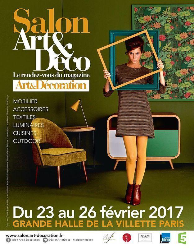 "Le salon ""Art&Deco"" : Grand RDV shopping déco"