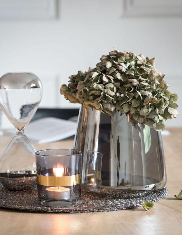 Vase à effet miroir Maisons du Monde