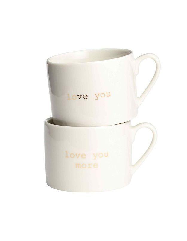 Mugs en porcelaine H&M Home