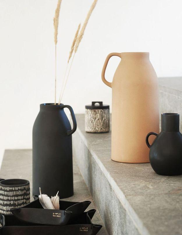 Vase en grès H&M Home