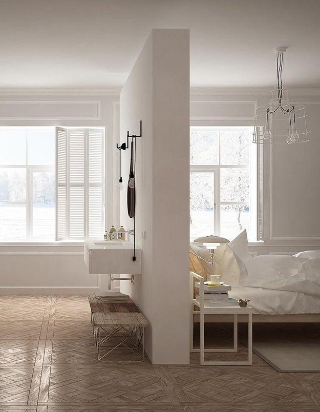 Salle de Bain Suite Parentale : Inspirations – Elle Décoration ...