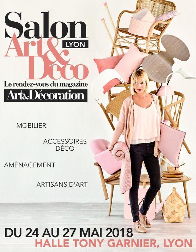 Le salon « Art&Deco » débarque à Lyon !